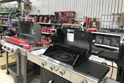Barbecues sales sizzle