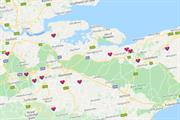 Initial success for British Summer Fruits' job-matching online map