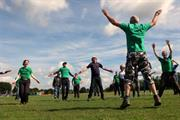 Research showing Green Gyms improve mental wellbeing can be powerful in funding bids