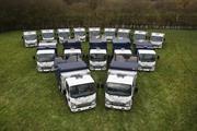 Maydencroft adds 13 Isuzu Grafters trucks in 12 months