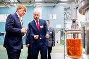 Royal seal of approval for new Dutch biological agents information centre