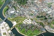New parks, walking and cycling routes feature in LDA Design for Liveable Exeter