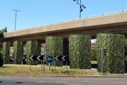 Balfour Beatty Living Places creates 'UK's first highways living wall'