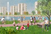 Peabody publishes framework for managing Thamesmead green spaces