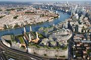 Morris+Company secures planning permission for riverside office development with amenity space