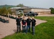 Devon tree nursery expands after British-grown multi-stem tree success