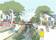 New urban design practice wins Garden City design competition with its first project