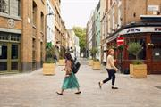 New £6m funding for public realm improvements in Low Emission Neighbourhoods