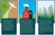 New report calls for ambitious pesticide reduction target