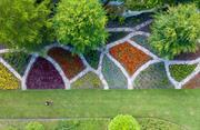 Gardeners at Brodsworth Hall resurrect hidden Edwardian garden