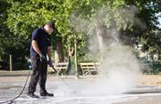Foam-based weeding technology kills coronavirus particles in under 10 seconds