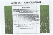 AHDB ballot planned as levy body draft strategy near release