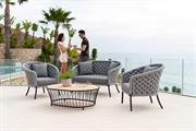 Virtual garden furniture and barbecue show Solex launches after hot weather sees sales spike