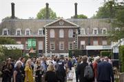 RHS Chelsea Flower Show 2021 footprint near replicates 2020 plan