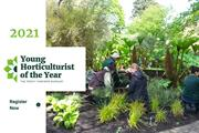 Chartered Institute of Horticulture launches Young Horticulturist of the Year 2021