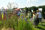 RHS launches virtual Tatton Park Flower Show - without young designer competition