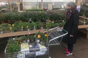 Average garden spend in lockdown year: £700