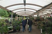 Bank holiday garden centres sales strong UPDATED