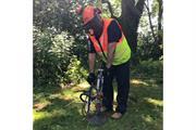 Biochar root injection successfully treats 250th tree