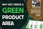 Green garden centre campaign launched to give environmentally-friendly products their own department