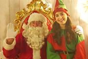 Santa booked for garden centre Christmas grotto