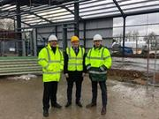 Tong Garden Centre uses HSBC funding for new warehouse
