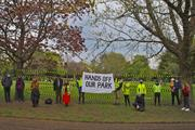Finsbury Park pop-up bar withdrawn following friends group campaign