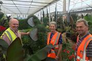 Jon Wheatley's Stonebarn Landscapes showcases community horticulture and new plants