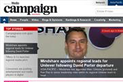 Campaignasia.com goes live with five new sites