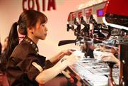 Costa staff event