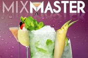 Bacardi: Mix Master iPhone app