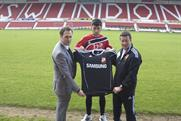 Swindon Town: Samsung extends its affiliation