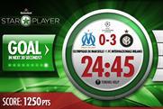Heineken: launches free StarPlayer football game