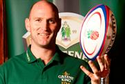 Lawrence Dallaglio: sponsored by Greene King IPA