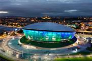The SSE Hydro opened in 2013