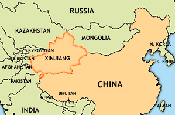 China: internet and text crackdown in Xinjiang