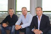 Mindshare: (l-r) Mathews, Emery and Joyce