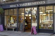 Neal's Yard Remedies: celebrating its 30th anniversary