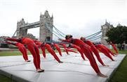 Streb is part of Surprises at the London 2012 Festival