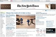New York Times: all online content free to Kindle subscribers