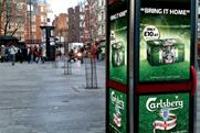 Carlsberg: Bring It Home activity