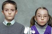Cadbury...new ad for Dairy Milk features dancing eyebrows