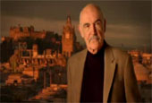 Sean Connery: stars in Homecoming Scotland ad