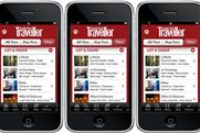 Condé Nast: offering app-based city guides