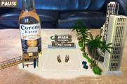 Corona Extra: brand launches beach volleyball and beer-finder app