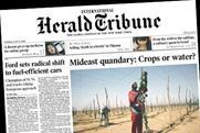International Herald Tribune: Karmarama wins account