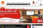 B&Q: seeks digital agency to redesign its diy.com site
