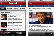 O2: says it is comnmitted to its partnership with Arsenal