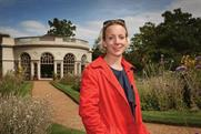 Clare Mullin: marketing director at the National Trust