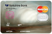 Yorkshire Bank: unveils debit card with artwork by Ashley Jackson
